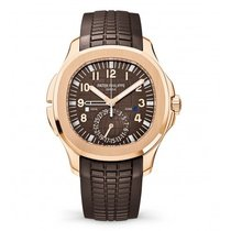 Πατέκ Φιλίπ (Patek Philippe) Aquanaut Rose Gold Travel Time -...