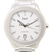 Piaget Polo Stainless Steel Silver Automatic G0A41001
