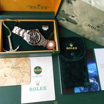 Rolex Submariner - Glossy Spider Dial - Box Paper&Service...