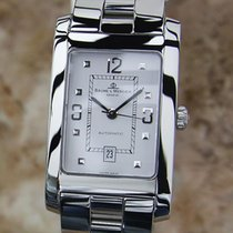 Baume & Mercier Baume  Hampton Swiss Made Stainless Steel...