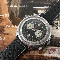 Breitling Reloj cronógrafo suizo antiguo de cuerda Breitling...