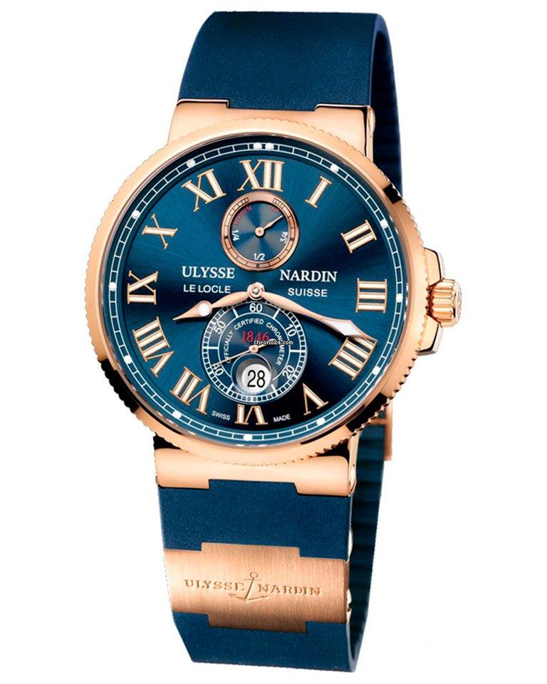Купить часы Ulysse Nardin Оригинал Выгодные цены в Москве