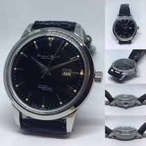 IWC Ingenieur Vintage 666AD 1963 (Serviced by IWC service center)