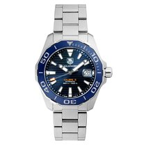 TAG Heuer WAY211C.BA0928 Steel Aquaracer 300M 41mm new United States of America, Florida, SUNRISE