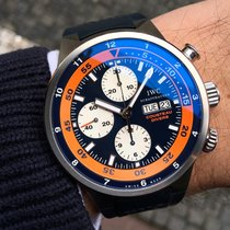 IWC Aquatimer Cousteau Divers Chronograph