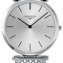 Longines La Grande Classique Steel 36mm Silver United States of America, New York, Airmont