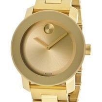 Movado Bold Steel 36mm Champagne United States of America, New York, New York