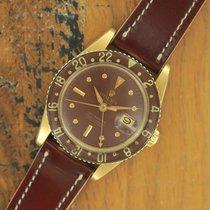 Rolex GMT-Master Bakelite bezel, brown dial
