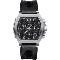 Strom Chronograph 43mm Automatic 2018 new Cruizer Black