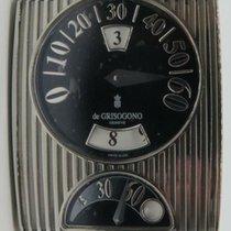 De Grisogono Fg One Gmt Jump Hour Unworn W/ B&p + Pen Retail...