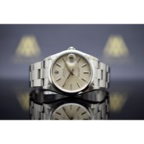 Rolex Steel 34mm Automatic 15000 pre-owned