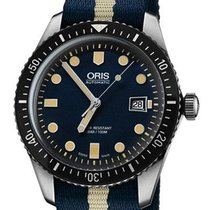 Oris Divers Sixty Five 01 733 7720 4055-07 5 21 29FC new
