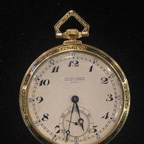 Ulysse Nardin Часы подержанные 1920 Жёлтое золото 45mm Механические Только часы
