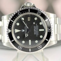 Rolex 1665 Stahl Sea-Dweller (Submodel) 40mm