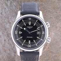 Longines L3.674.4.50.0 Staal Legend Diver 42mm tweedehands
