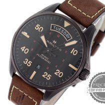 Hamilton Khaki Pilot Day Date pre-owned 42mm Steel