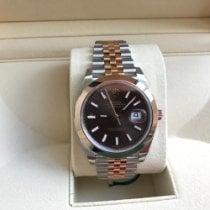 Rolex Zlato/Ocel 41mm Automatika 126301 nové