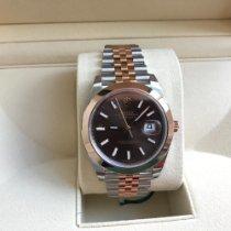 Rolex Gold/Steel 41mm Automatic 126301 new United Kingdom, London