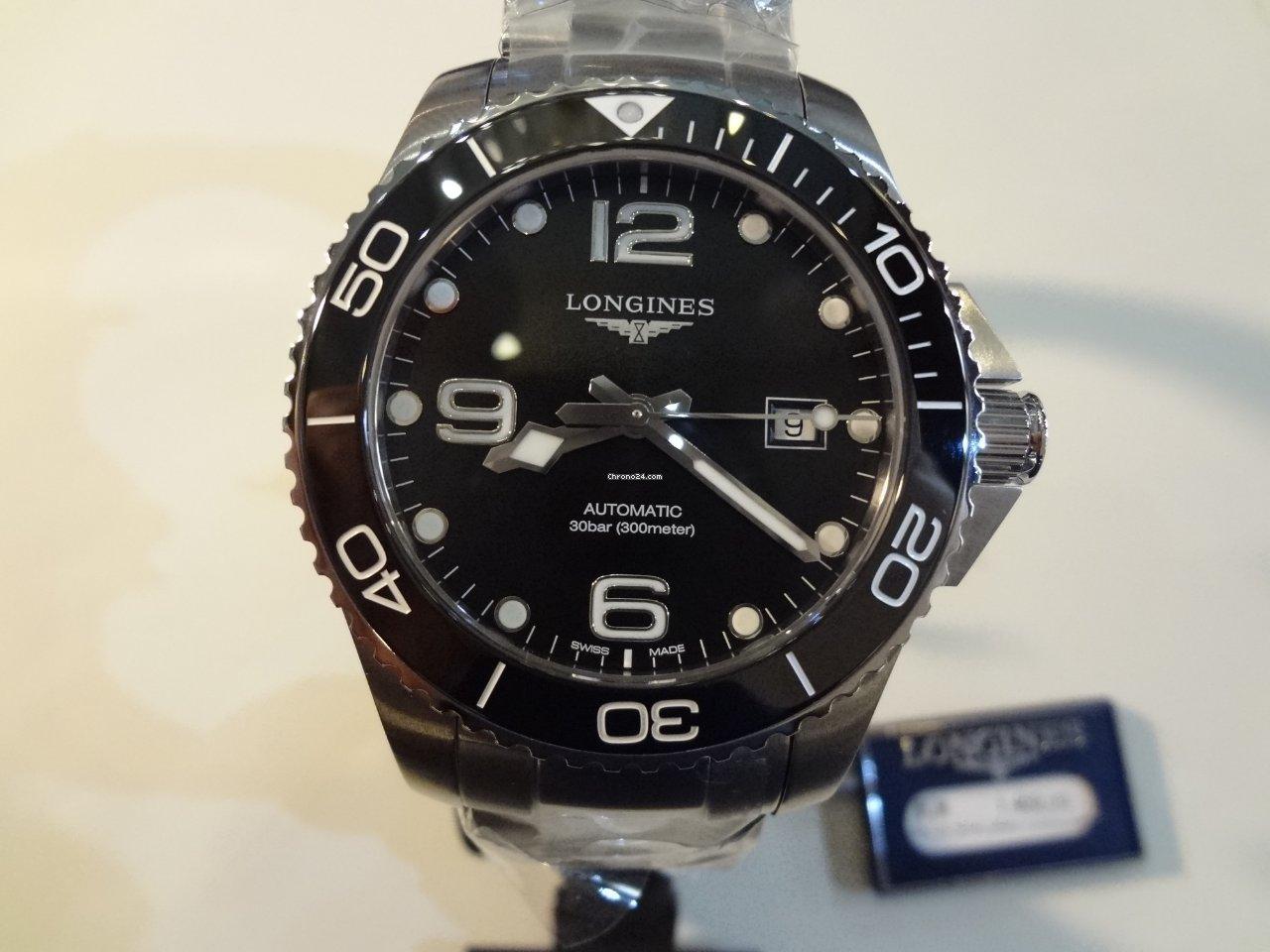 ac819652334c Precios de relojes Longines