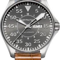 Hamilton Khaki Pilot H64715885 new