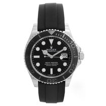 Rolex Yacht-Master 42 White gold 42mm Black United States of America, Texas, Dallas