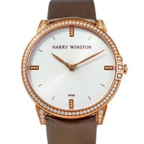 Harry Winston Midnight Rose gold 39mm Silver United States of America, Texas, Houston