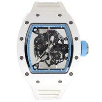 Richard Mille RM 055 Keramiek 47mm Doorzichtig