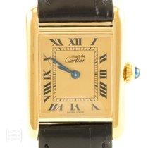Cartier Tank Vermeil 5057001 1992 gebraucht