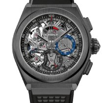 Zenith Defy El Primero Ceramic 44mm Transparent United States of America, New York, New York