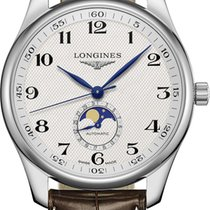 Longines Master Collection Steel 42mm Silver United States of America, New York, Airmont