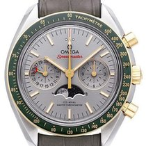 Omega Speedmaster Professional Moonwatch Moonphase 304.23.44.52.06.001 2020 nuevo