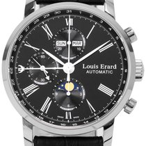 Louis Erard Excellence Steel 42mm