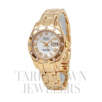 Rolex Lady-Datejust Pearlmaster 69318 1998 usados