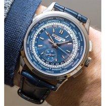 Patek Philippe World Time Chronograph 5930G-001 2017 new