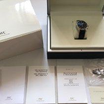 IWC Pilot Chronograph Steel 43mm Black Arabic numerals Malaysia, Kuala Lumpur