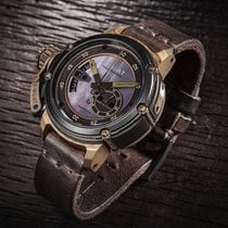 U-Boat Chimera Bronze 43mm Mother of pearl