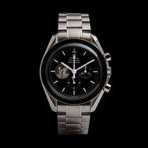 Omega Speedmaster Professional Moonwatch Acciaio 42mm Nero Senza numeri Italia, Roma