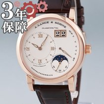 A. Lange & Söhne Lange 1 109.032 Rose gold 38.5mm Manual winding