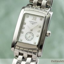 Longines Steel 20mm Quartz L5.155.4 pre-owned