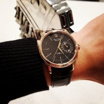 Rolex Cellini Date Rose gold 39mm Black No numerals United States of America, California, Anaheim