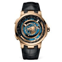 Ulysse Nardin Moonstruck Rose gold 46mm United States of America, Florida, Sunny Isles Beach