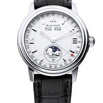 Blancpain Léman Moonphase 2763-1542A-53 occasion