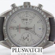 Omega Céramique Remontage manuel Gris Sans chiffres 44mm nouveau Speedmaster Professional Moonwatch
