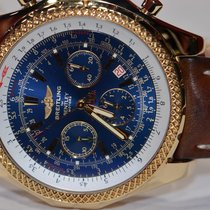 Breitling Bentley Motors Limited Chronograph 18K Solid Yellow...