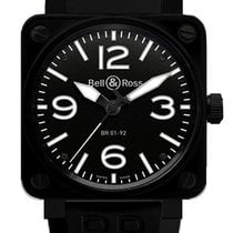 Bell & Ross BR 01-92 BR01-92-CERAMIC new