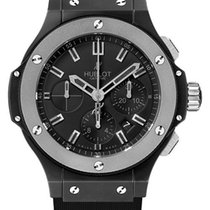 Hublot Big Bang Ice Bang Ceramic Tungsten Rubber Men`s Watch
