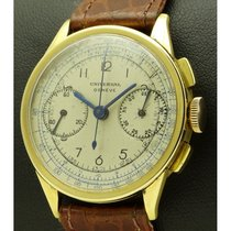 Universal Genève | 18 kt Vintage Chronograph, from forties