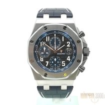 Audemars Piguet 26470ST.OO.A028CR.01 Staal 2019 Royal Oak Offshore Chronograph 42mm nieuw