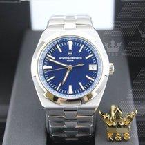 江诗丹顿 4500V/110A-B128  Overseas  Blue Dial