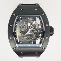 Richard Mille RM 055 Bubba Watson AN TI Black Edition